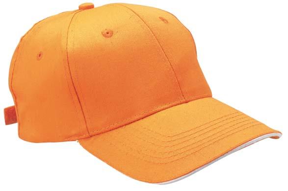 Cappellini con visiera cappellino 6 pannelli for Cappellino con visiera